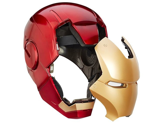 [PRE-ORDER] Marvel Legends Iron Man Helmet en internet