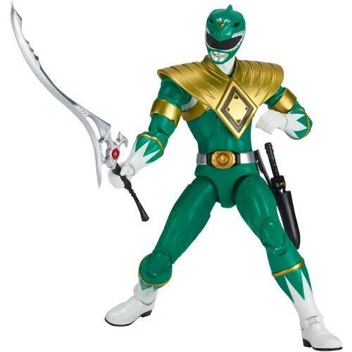 [PRE-ORDER] Mighty Morphing Power Rangers Legacy - 7