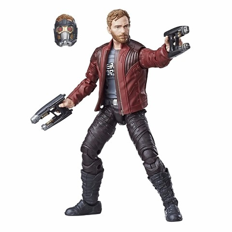 Marvel Legends Guardians Of The Galaxy Star-lord (LOOSE)