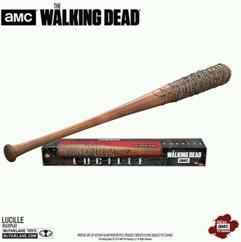 Mc Farlane Toys Presents: Lucille's Bat