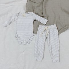 BODY & PANT STRIPES BLUE