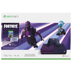 XBOX ONE S  FORNITE EDITION
