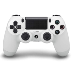 Joystick PS4 Blanco Glaciar
