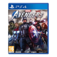 AVENGERS MARVEL PS4