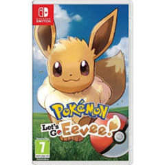 Let's Go Pokemon Eevee