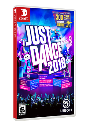 JUST DANCE 2018 - comprar online