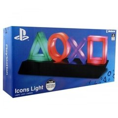 Luces Iconos Playstation