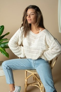 Sweater Tropical Natural - GauchaBuenosAires