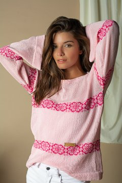 Sweater Flower en internet