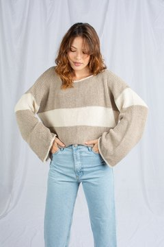 SWEATER ALFONSA BEIGE