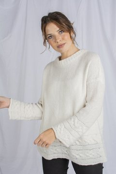 SWEATER ANDES CRUDO en internet