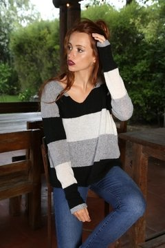 Sweater Juliana turqueza en internet