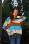 Sweater Juliana turqueza