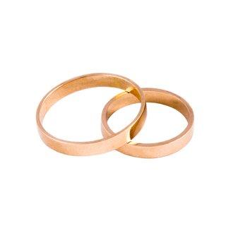 c43947659f58 Alianzas de oro 18 Kilates Cinta 5gr el par  ALI0100