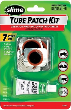 KIT PARCHES TUBE SLIME