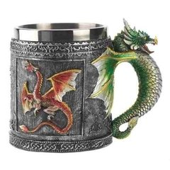 Tazón Mug Dragon Game Of Throne - Medieval