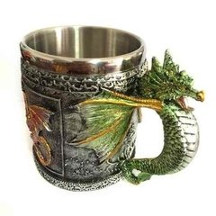 Tazón Mug Dragon Game Of Throne - Medieval en internet