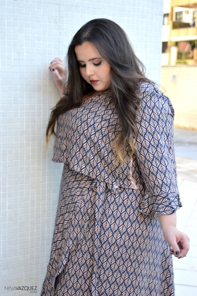 Conjunto Plus Size Saia + Cropped na internet