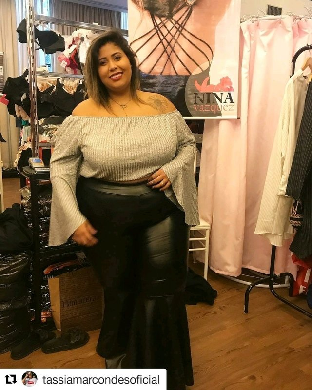 Cropped Plus Size JU na internet
