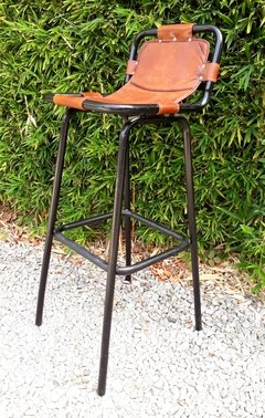 ART SJBS-001 LEATHER STOOL BAR - tienda online