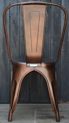 SILLA TOLIX COPPER / COBRE en internet