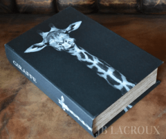 ART JB-BB1 BOOK BOX GIRAFFE - comprar online