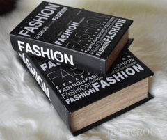 BOOK BOX SET X 2 FASHION