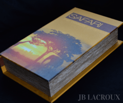 ART JB-BB2 BOOK BOX SAFARI GRANDE