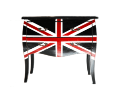 Art SH-35 Cajonera British Flag