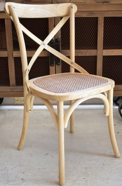 SILLA THONET CRUZ ROBLE CLARO en internet