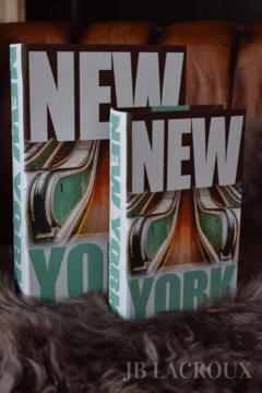 BOOK BOX SET X 2 NEW YORK SUBWAY - comprar online