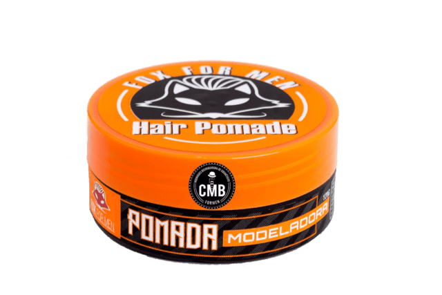 COMBO FOX FOR MEN GEL COLA 10 UN DE 300G + POMADA HAIR 10 UN DE 120G na internet