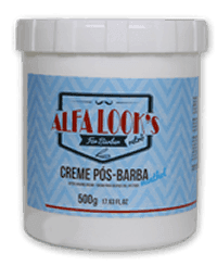 Creme pós barba Alfa Look's Retro