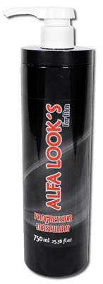 Progressiva Masculina Alfa Look's 750ml