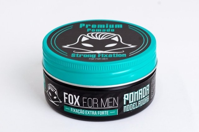 Pomada Modeladora Fox For Men 150g