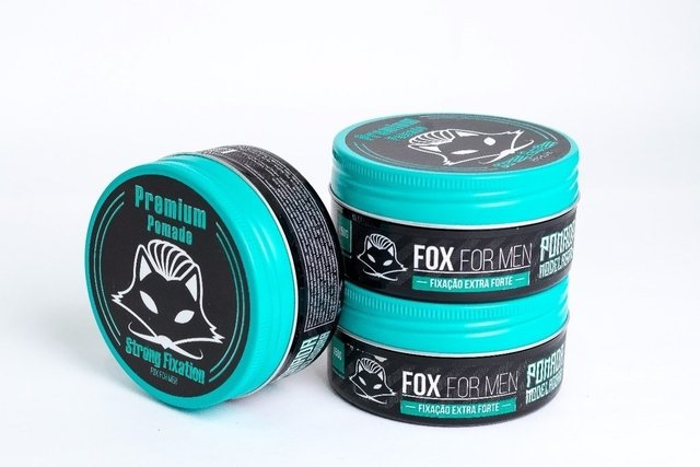 Pomada Modeladora Fox For Men 3 un de 150g - comprar online