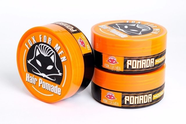 Pomada Modeladora Fox For Men 3 un de 120g - comprar online