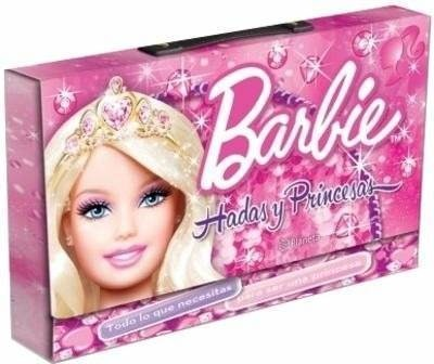 BARBIE HADAS Y PRINCESAS