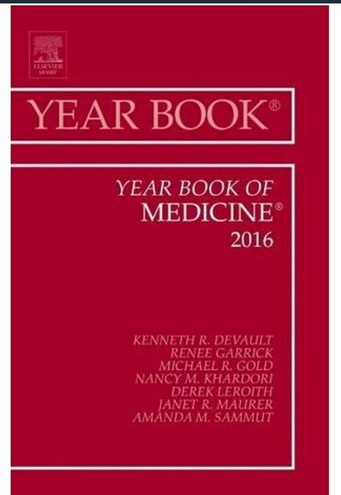 Yearbook of medicine 2016