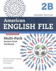 AM ENGLISH FILE 2B MULTIPK W ONLINE PRACT AND ICHECKER 2ED
