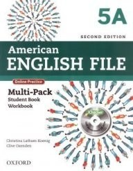 AM ENGLISH FILE 5A MULTIPK W ONLINE PRACT AND ICHECKER 2ED