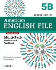 AM ENGLISH FILE 5B MULTIPK W ONLINE PRACT AND ICHECKER 2ED