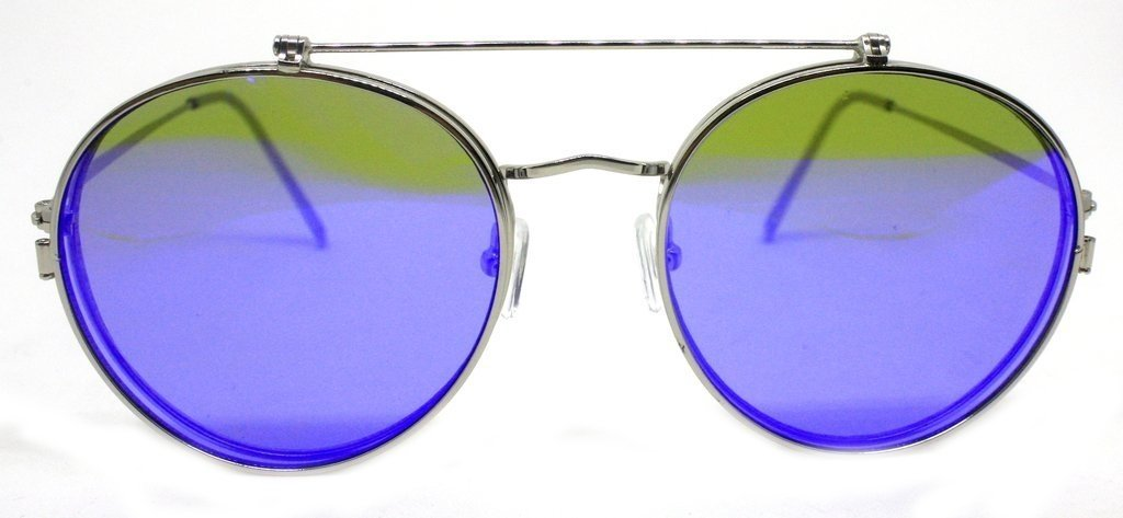 a760bd112 òculos de Sol para Graduar Espelhado Leline Mod: BDL7-6