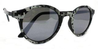 Óculos de Sol EVOKE CAPO III G22S BLACK TURTLE GUN SILVER FLASH MIRROR bcb9783ab7