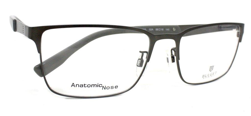 b17023e831f81 ... Masculino   Óculos de Grau Bulget BG1527L. 1