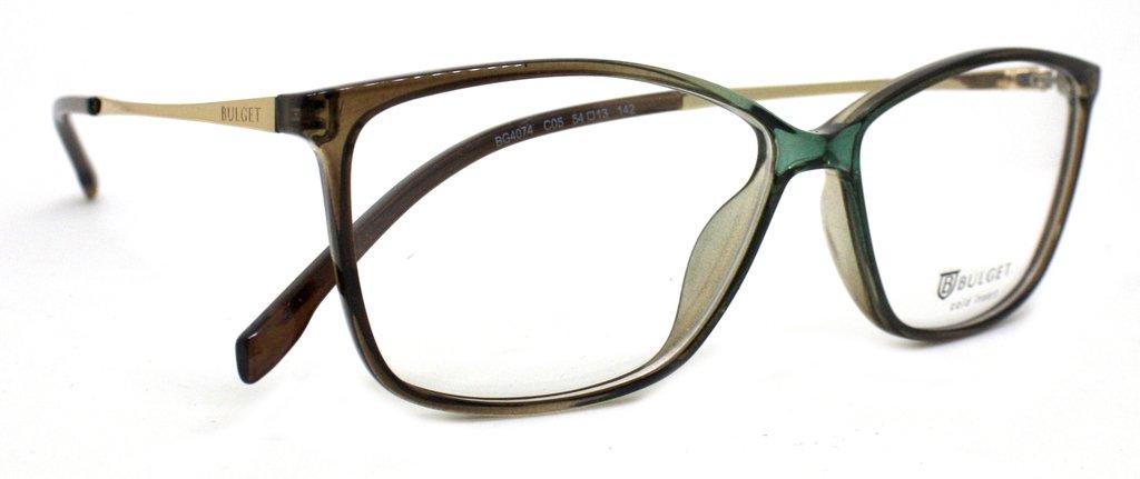 Óculos de Grau Bulget BG4074 11a62edad2