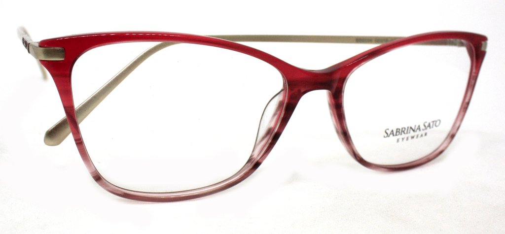 09ba2d0bd Óculos de Grau Sabrina Sato SB5034 Acetato C2