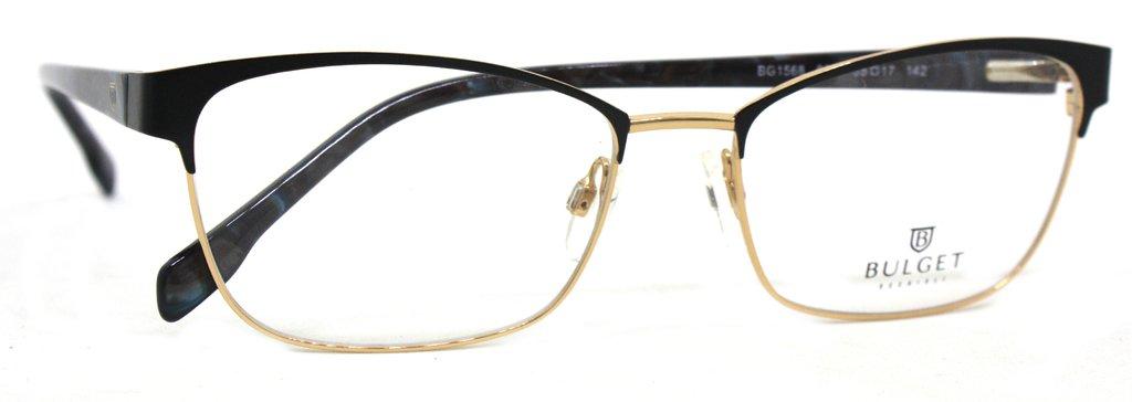 eb0c82c65ffbf Óculos de Grau Bulget BG1568 Metal