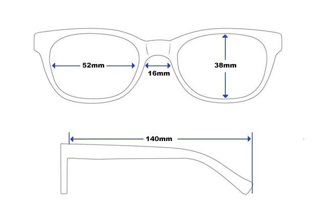 f8c62a3548c6a ... Óculos de Grau Sabrina Sato SB5034 Acetato C2. 1
