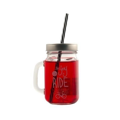 CANECA MASON JAR - Enjoy the Ride - comprar online